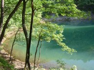 Lacul Albastru - Baia Sprie
