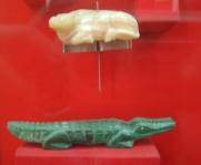 crocodil din malachit