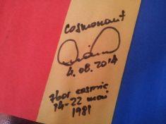 Am primit Autograful original din 4.08.2014 in cadrul taberei Atlantykron si l-am licitat 200 lei pt Georgiana Maican.
